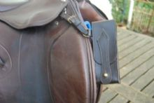 English Leather Saddlebox/Bag